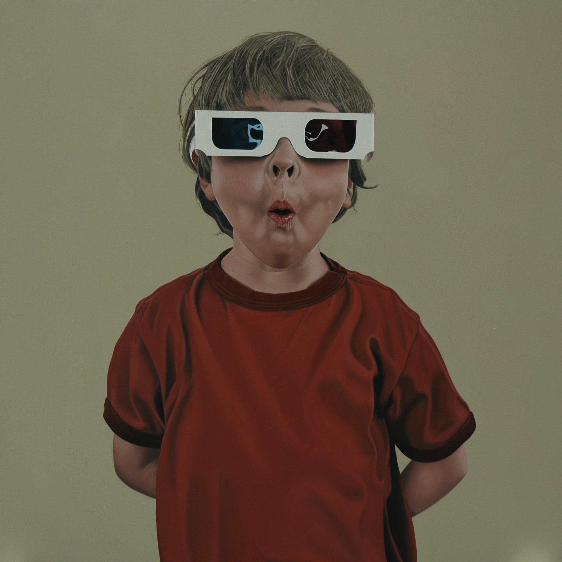 3-D Boy